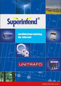 Jordfelsövervakning - Superintend® från Unitrafo