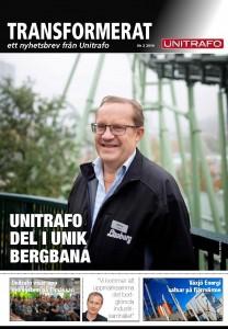 Transformerat - ett nyhetsbrev från Unitrafo