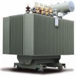 Oljeisolerad transformator från Unitrafo